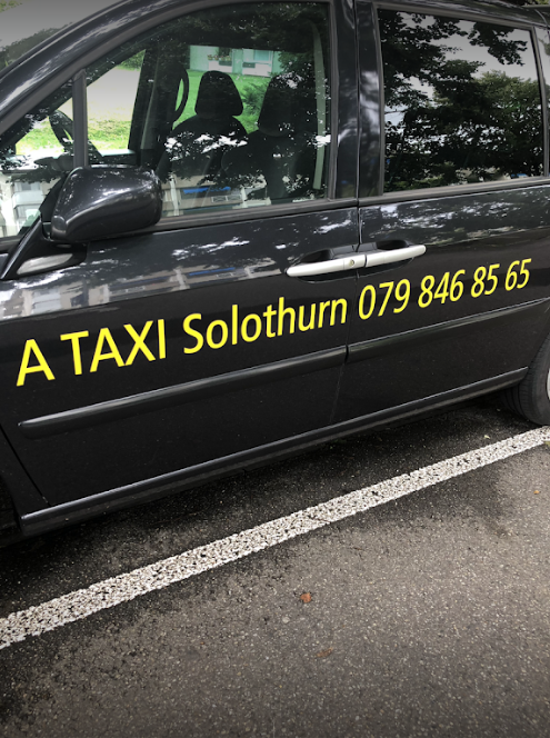 A Taxi Solothurn
